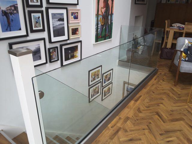 Glass Balustrades In Kent
